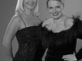 Gastieren auf Haus Opherdicke: das Duo Charade (Foto: privat)
