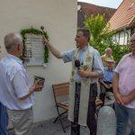 """Umgebautes """"Stephanushaus - Altes Pastorat"""" mit Sommerfest eingeweiht"""