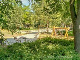 Soll am 9. Juli offiziell eröffnet werden: der Mehrgenerationenspielplatz im Emscherpark. (Foto: P. Gräber - Emscherblog.de)