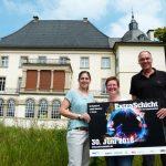 Farben, Glanz und Zauberei: Extraschicht-Programm auf Haus Opherdicke steht