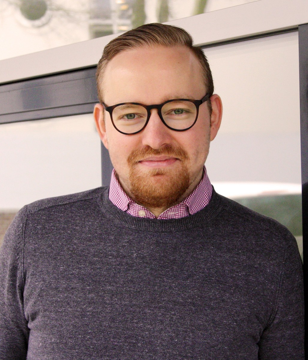 Jonas Beckmann, Jusos-Vorsitzender und Ratsmitglied. (Foto: privat)