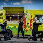 Wrap Attack auf dem Holzwickeder Streetfood Markt