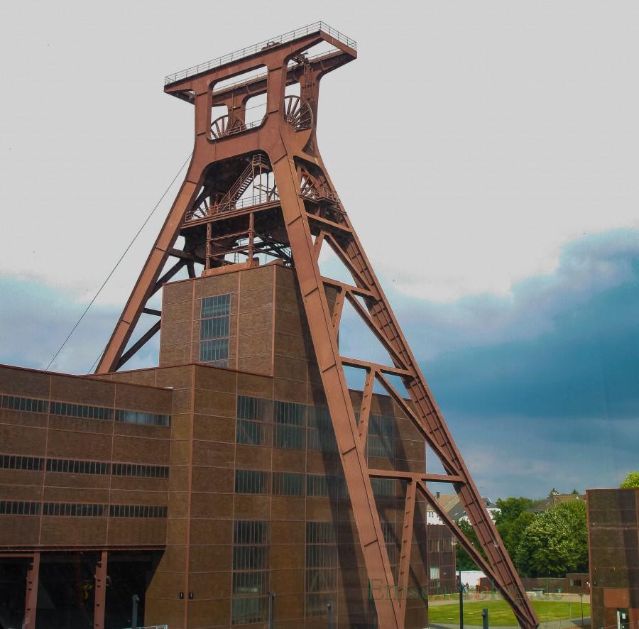Die Aktive Bürgerschaft besucht die Phänomania ind er zeche Zollverein. in Essen. (Foto: P. Gräber - EDmscherblog.de)