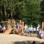 Neuer Mehrgenerationen-Spielplatz im Emscherpark eröffnet
