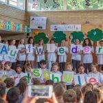 Nordschule startet mit emotionaler Monatsfeier in die Ferien
