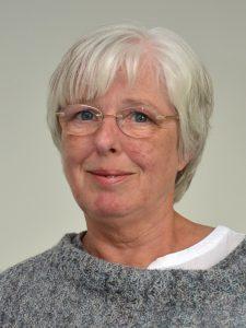 Pflegeberaterin Anne Kappelhoff. (Fotot: B. Kalle - Kreis Unna)