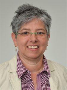 Wohnberaterin Bettina De Sacco. (Foto: B. Kalle - Kreis Unna)