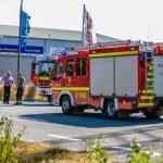 Freiwillige Feuerwehr der Gemeinde im Dauereinsatz