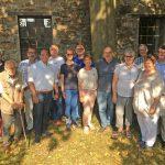Sommertour führt CDU-Kreispolitiker zum Historischen Verein Holzwickede