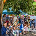 Ev. Familienzentrum Löwenzahn feiert buntes Familienfest