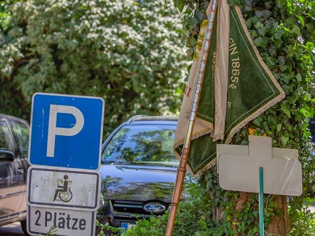 Festumzug der Holzwickeder Bürgerschützen 2018. (Foto: P. Gräber - Emscherblog.de)