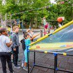 Nordschule und Kita Nord-Licht feiern gemeinsam Spielefest im Norden