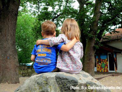 Kinder, Kindergarten, Kinderbetreuung, Kita(Foto: , S.v.Gehren / pixelio.de)