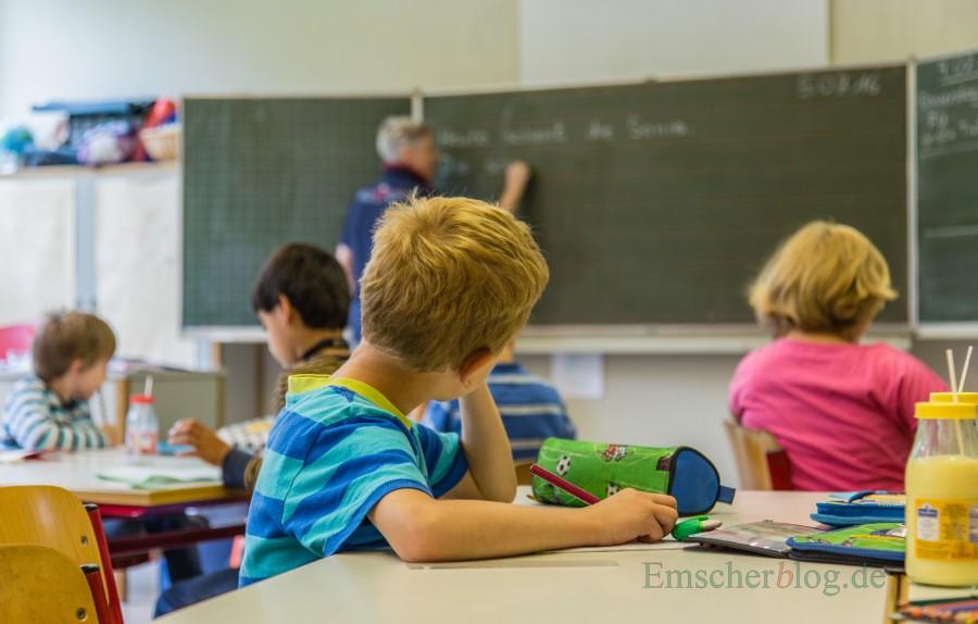 Tipps für den gelungenen Schulstart gibt der Kreis Unna auf seiner Internetseite. Dort findet sich auch eine Info-Broschüre zur Einschulungsuntersuchung. (Foto: P. Gräber - Emscherblog.de)