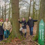Waldschule Cappenberg erkundet mit Vorschulkindern Wald in Opherdicke