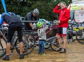 """Große und kleine Zweiradfans treffen sich am kommenden Sonntag zur 20. RTF """"Rund um Haus Opherdicke"""". (Foto: P. Gräber - Emscherblog.de)"""