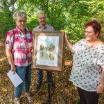 Historischer Verein trifft sich mit Politikern im Emscherpark