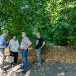 Bürgerblock lehnt Fällen der Bäume ab – auch wenn Kita sich weiter verzögert