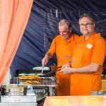 Bürgerblock backt Reibeplätzchen für guten Zweck