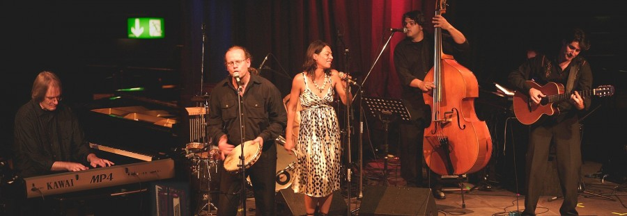 Im September auch auf Haus Opherdicke: Batida Diferente spielen Samba. (Foto: Batida Diferente)