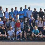 Schweden-Fahrer der Ev. Jugend schicken Urlaubsgrüße in die Heimat