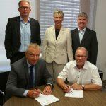 Energienetze GmbH: Gemeinde und Innogy unterzeichnen Gesellschaftesvertrag