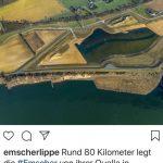 Flussmanager nun auch auf Instagram: Information und Teilhabe