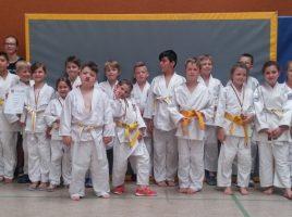 Die erfolgreichen Nachwuchs-Judoka des JCH. (Foto: privat)