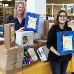 Gemeindebücherei bietet Überraschungskisten in den Ferien