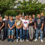 Montanhydraulik investiert in die Zukunft: 14 neue Auszubildende begrüßt