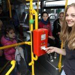 Kinder fahren kostenfrei mit Bus und Bahn am Weltkindertag