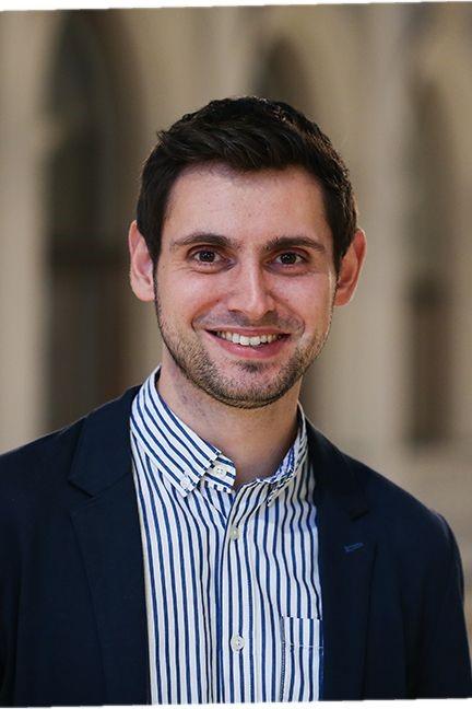 Vertritt die Jugend beim Bürgerdialog:  Daniel Brands, Projektleiter beim Deutsch-Französischen Jugendausschuss (DFJA). (Foto: privat)