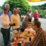 SPD feiert Bürgerfest bei Kleingärtnern Am Oelpfad