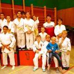 Judo Club Holzwickede stellt drei Bezirksmeister im Nachwuchsbereich