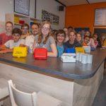 Schülerfirma produziert weniger Abfälle in Cafeteria der Josef-Reding-Schule