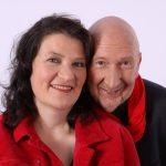 """Duo """"Mondi di Notte"""" beim Liedernachmittag im Seniorentreff"""
