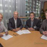 Montanhydraulik startet Kooperation mit Albrecht-Dürer-Realschule aus Dortmund