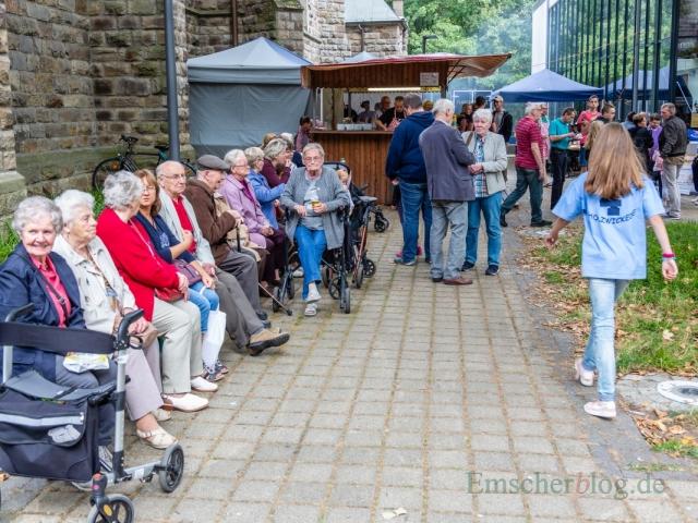 Die katholische Liebfrauengemeinde feiert ihre Pfarrfest an diesem Wochenende.(Foto: P. Graeber - Emscherblog.de)