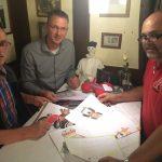 Schlepperfreunde nennen Gewinner des Maskottchen-Wettbewerbs bei Ackertagen