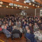 Mehr als 220 Gäste beim traditionellen Jahresempfang der Gemeinde im Forum