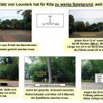Anwohner kündigen Klage gegen reaktivierten Kita-Standort auf Festplatz an