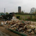Bahn beseitigt letzte Gebäude im hinteren Bahnhofsbereich