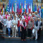 Holzwickeder Frauen Union unternimmt europäischen Ausflug ins Elsass