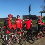 """HSC-Radsport lassen Saison mit traditionellem """"Abradeln"""" ausklingen"""