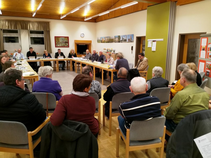 Der Ausschuss für Jugend, Familie, Senioren und Gleichstellung tagt heute in der Senioren-Begegnungsstätte. (Foto: P. Gräber – Emscherblog.de)