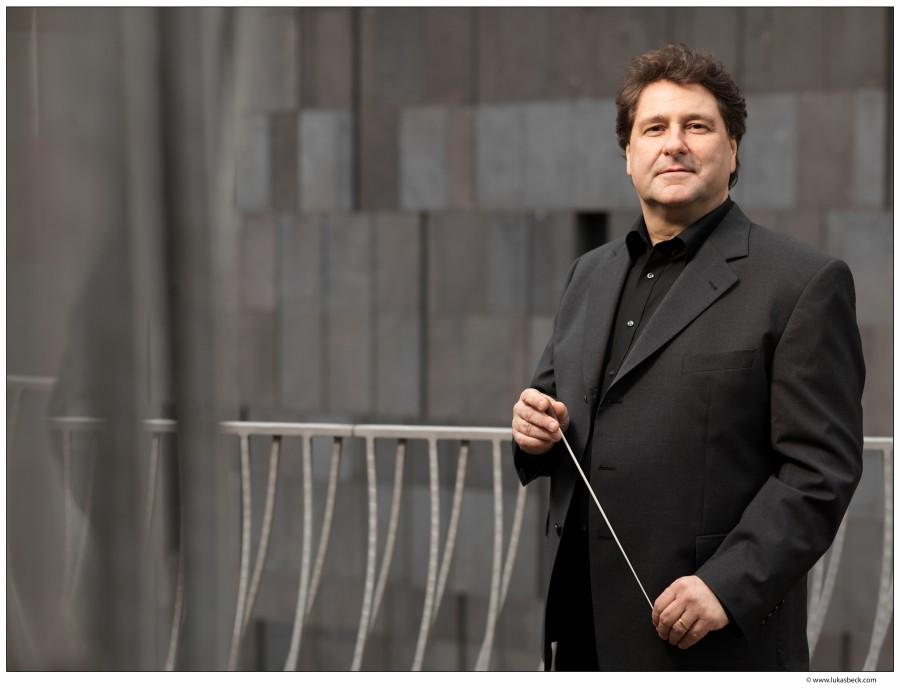 Dirigent bei dem Konzert ist  Dr. Johannes Wildner  (Foto: lukasbeck.com)