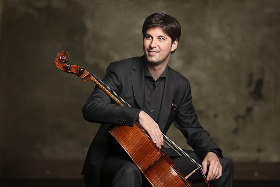 Gastiert in der Kirche am Markt: der Cellist Daniel Müller Schott (Foto: Uwe Arens)