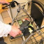 Schutz vor Langfingern:  Seniorenberater bieten Rollatoren-Schulung an