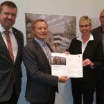 Gemeinde erhält rd. 3,75 Mio. Euro Fördermittel für neues Rat- und Bürgerhaus