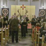 Jagdhornbläser überzeugen bei traditioneller Hubertusmesse
